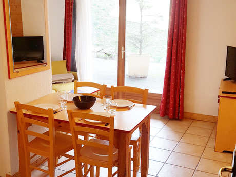 Les Flocons D'Argent - 2 rooms 4 people ** - F1114