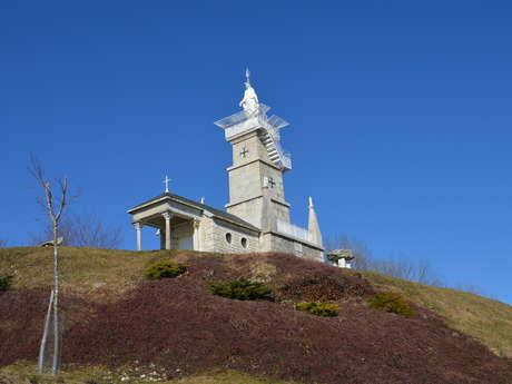 Visite de la chapelle de Notre-Dame-du-château