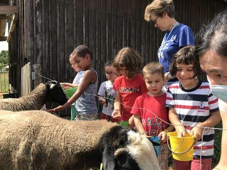 Visites de la ferme de l'Abbaye