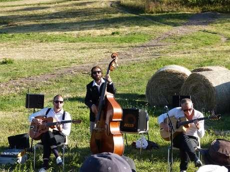 Festival de Jazz- 5 août