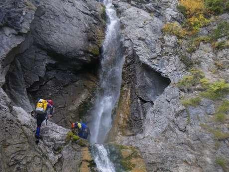Canyon River Trip - Canyon Sportif Tramouillon haut