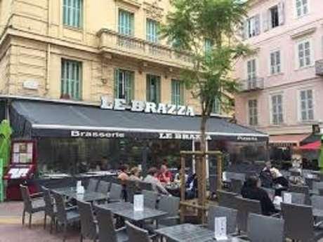 Restaurant Le Brazza