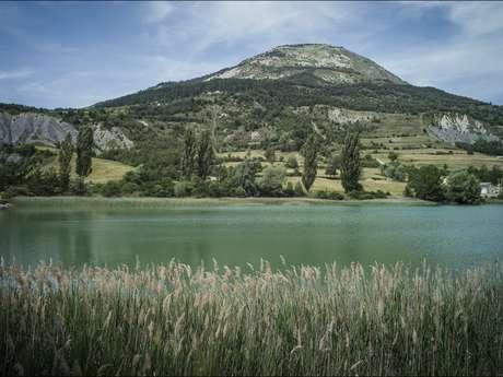 Promenade du lac des Sagnes