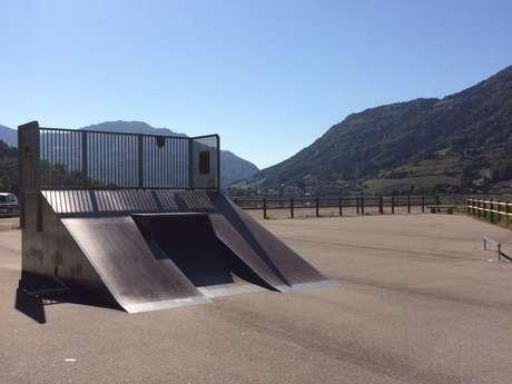 Skate Park d'Allevard