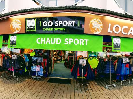 Chaud Sport 1600 Go Sport Montagne