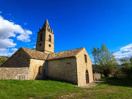 Eglise Notre-Dame-d'Entraigues