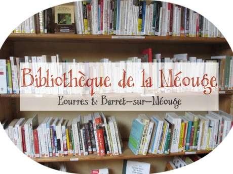 Bibliothèque intercommunale de la Méouge d'Eourres