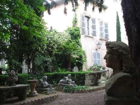Hôtel d'Agar : Un palais dans le Luberon