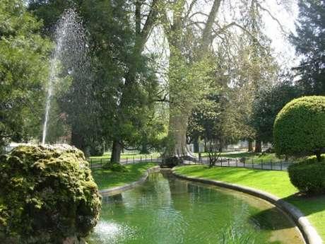Jardin de Ville de Voiron