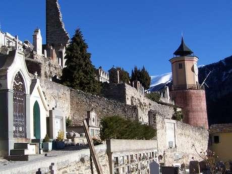 Ancien Château des Lascaris