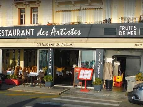 Restaurant des Artistes