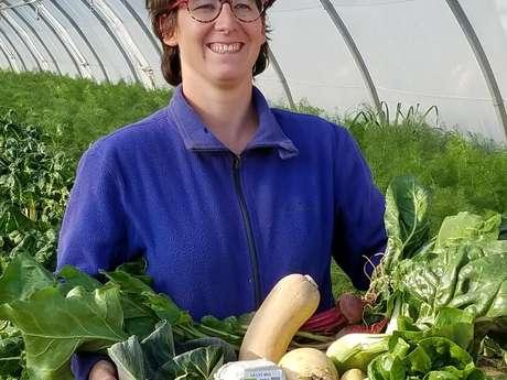 La ferme Bio de Catherine Ponçon