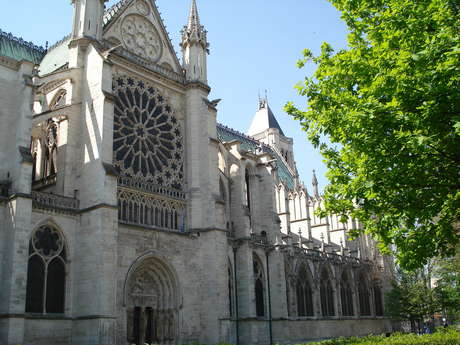 Cathedral Basilica of Saint Denis