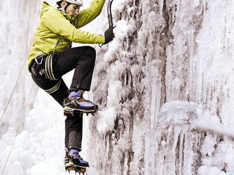 Ice Climbing Ecrins 2021