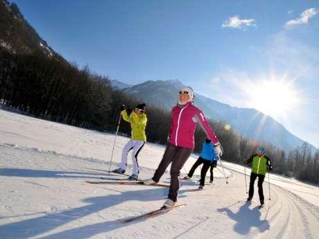 Week-end ski de fond dans le Valgaudemar