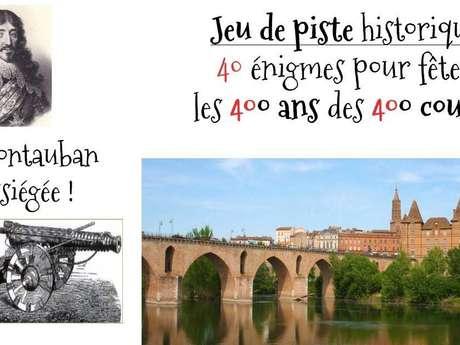 Jeu de piste historique Montauban