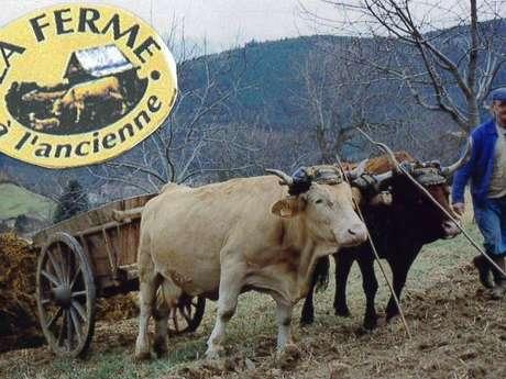 Journées Européenne du Patrimoine : La Ferme à l'ancienne