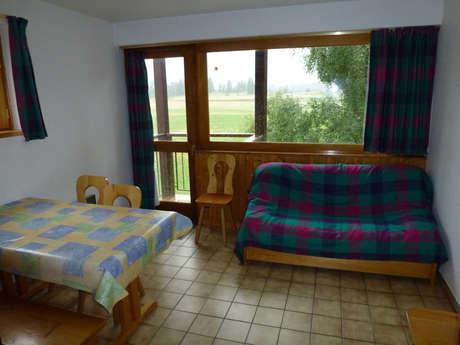 Résidence Albaron - Appartement 3 pièces cabine 6 personnes - ALBA263