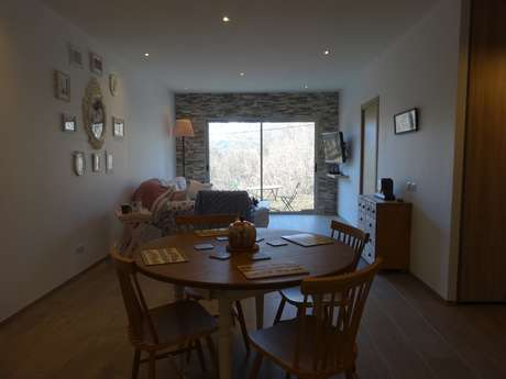 Location Mme PASCAL Laura - Le Cottage