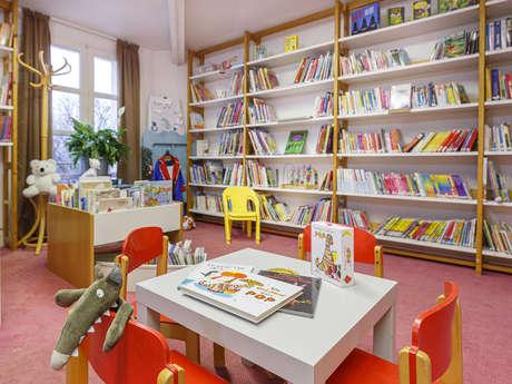 Medienbibliothek in Grimaud