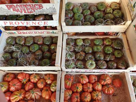 Vente à la ferme Légumes MARTINO