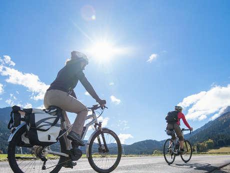 P'tites Routes Du Soleil - La traversée de la Chartreuse en vélo