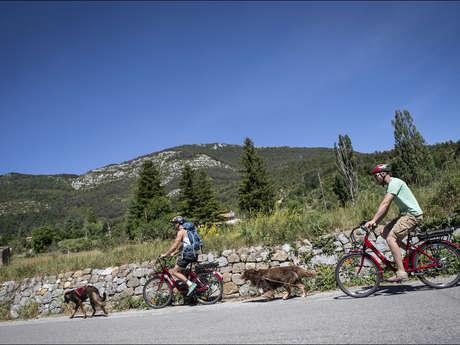 Boucle cyclotouristique La Colle Saint Michel