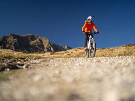 Du Mercantour à Nice en vélo électrique