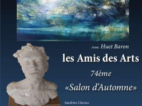 74ème salon d'Automne des Amis des Arts