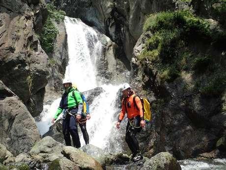 Canyon River Trip - Canyon Adrénaline Caprie