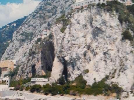 Les grottes de Grimaldi ou Balzi Rossi
