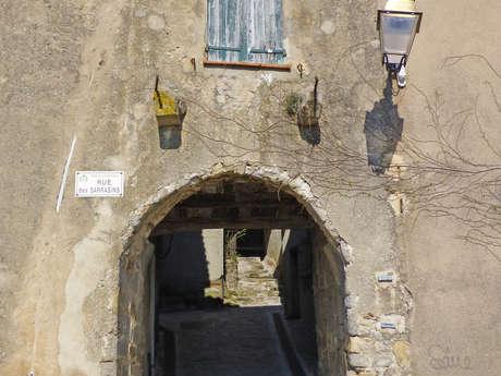 The Sarracen Gate