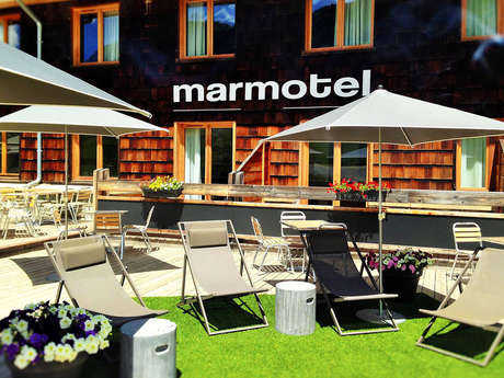 Le Marmotel
