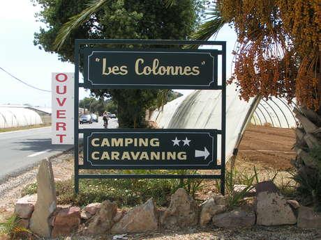 Camping Les Colonnes
