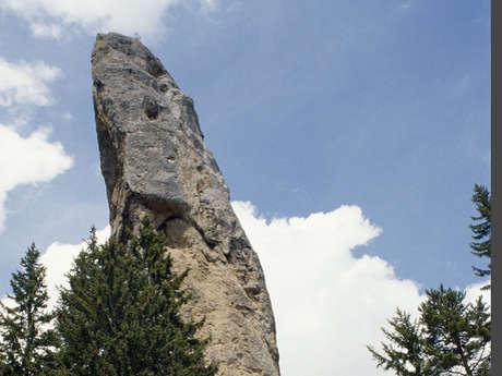 """Rencontre sur sentiers ou stand de découverte avec les gardes-moniteurs du  Parc national de la Vanoise """"Au Monolithe"""""""