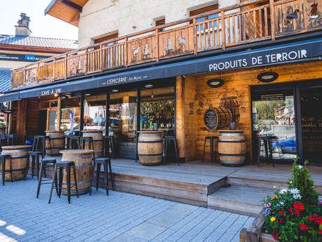 Local products - L'Epicerie des Alpes