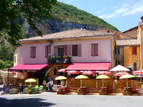 Restaurant Le Portail