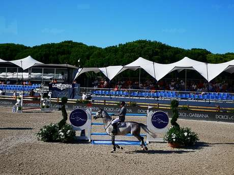 Longines Athina Onassis Horses Show
