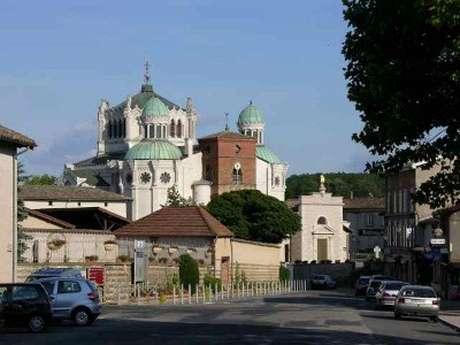 Ars, Dorf des Heiligen Pfarrers