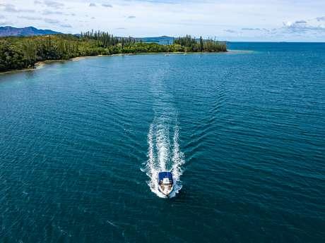 Sorties sur les îlots du Grand Sud - Casy Express