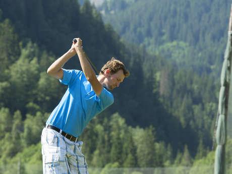 Cours et stage de golf