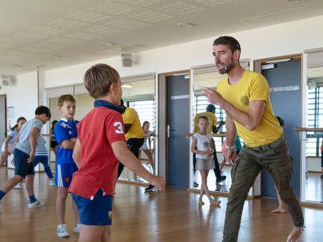 Atelier estival enfants - Capoeira
