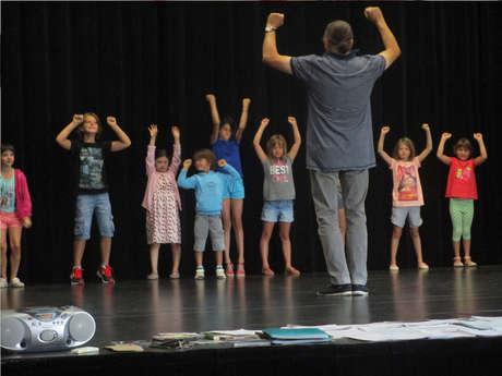 Atelier estival enfants - Théâtre