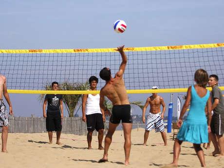 Ecole de Beach Volley