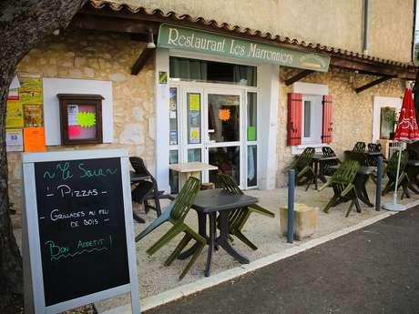 Restaurant - Les Marronniers