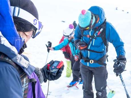 Formation Sauvetage Avalanche Niveau 2