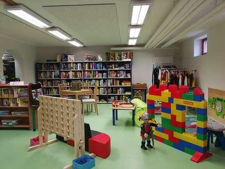 Ludothèque de Bagnes/Bibliothèque d'objets