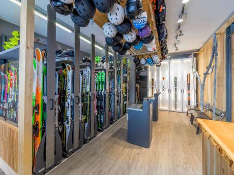 Ski Center - Bike Center