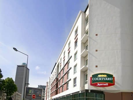 Courtyard By Marriott Paris Saint-Denis