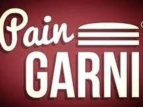 PAIN GARNI SANDWICHERIE